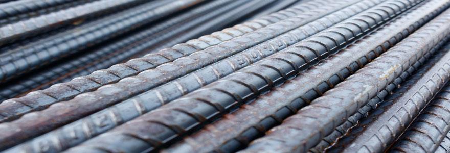 un spécialiste de la fabrication industrielle d'aciers à béton