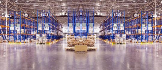 Entrepôts industriels